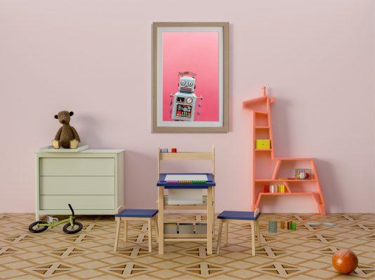 decorar habitación infantil