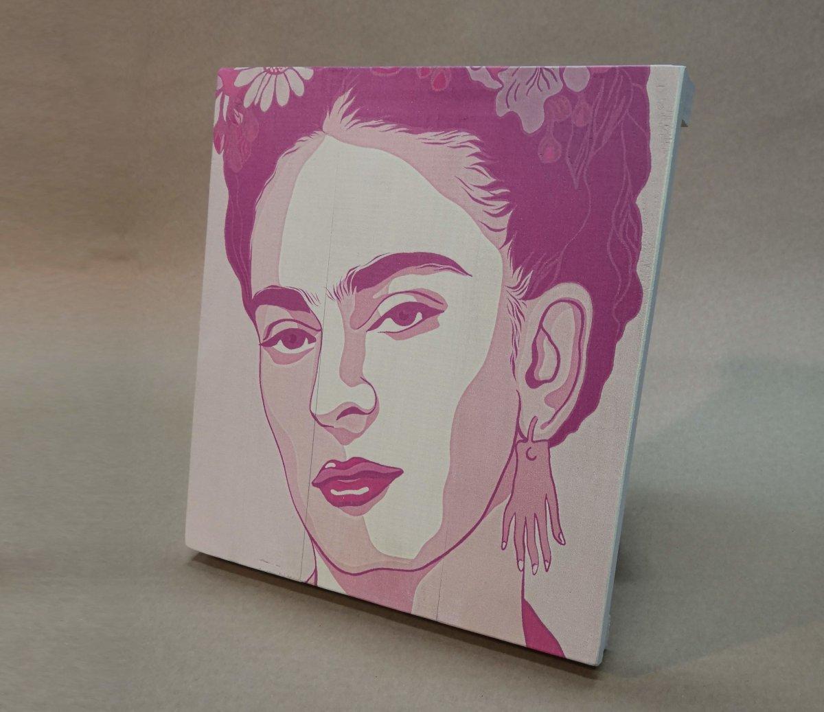 Decoración con Frida Kahlo FotoRustik
