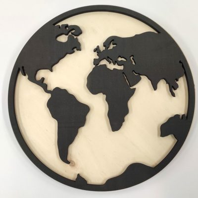 mapamundi oared